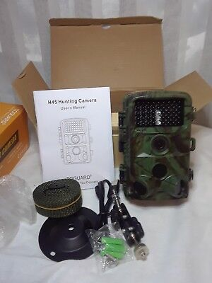 TOGUARD Trail Camera 14MP 1080P Hunting Camera with Night Vision Motion