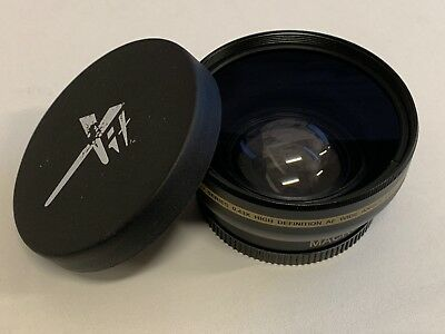 Xit Pro Series 0.43X, Wide Angle Lens 55mm GOOD CONDITION, WORKS PERFECTLY