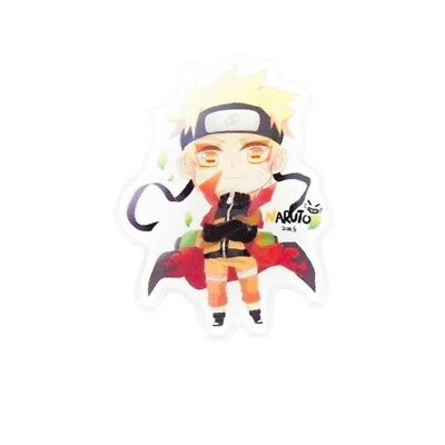 Cartoon Naruto Acrylic Pin Brooch Jewelry Collection