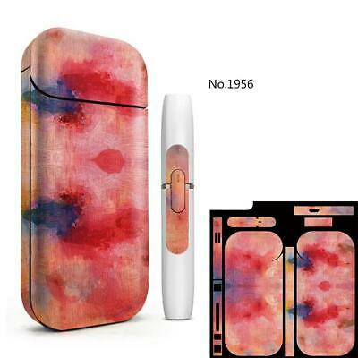 For IQOS 2.4 Plus Skin Design Film Resistant Scratch Protective Cover Sticker