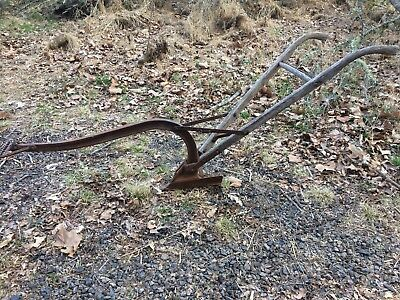 Antique Horse Drawn Hand Plow