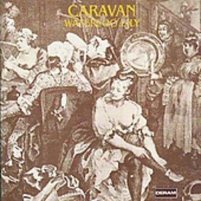Caravan Waterloo Lily 4 Extra Tracks REMASTERED CD NEW