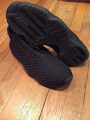 e29dcf9a935 Nike Air Jordan Future Black Anthracite Men Casual Shoes Sneakers 656503-001
