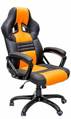 ViscoLogic Series YARIS Gaming Racing Style Swivel Office Chair