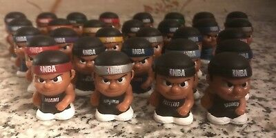 Pick Ur Favorite Team Figure Nba Basketball 2015 Teenymates Series 1 Ballers