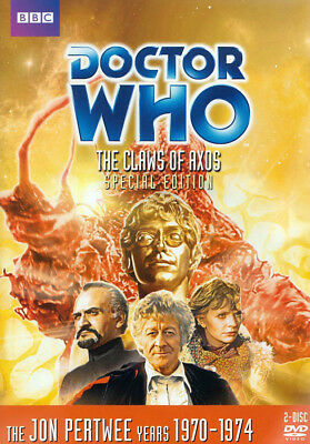 Doctor Who - The Claws Of Axos (Special Edition) (Jon Pertwee) (1970-1974) (Dvd)