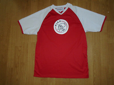 Ajax shirt for adults size small, official product, VGC, UK FREEPOST!