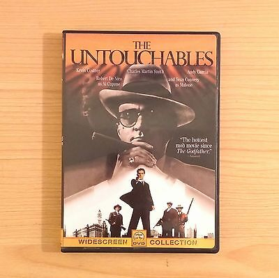 The Untouchables 2000 DVD Widescreen