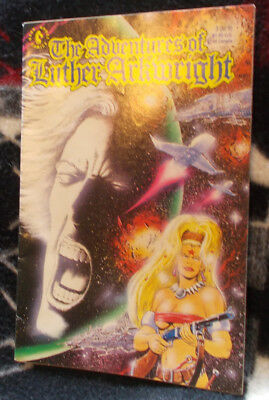 Luther Arkwright #3 by Bryan Talbot (Dark Horse US comic book) 1990