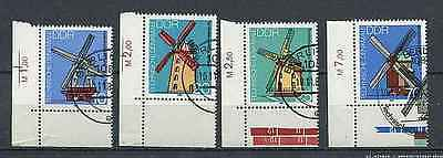 Germany - DDR : Windmill set from 1981 - CTO