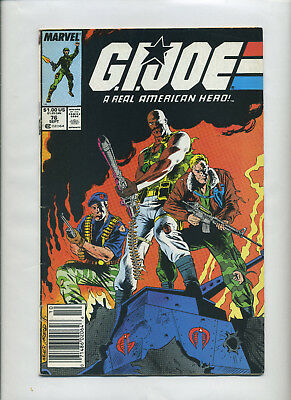 Marvel Comics - G.I. Joe #s 76 77 78 80 82 83 85 & 87 - Fine - 8 Issue Lot! Hama