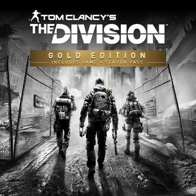 Tom Clancy's The Division Gold Edition Global Free PC KEY