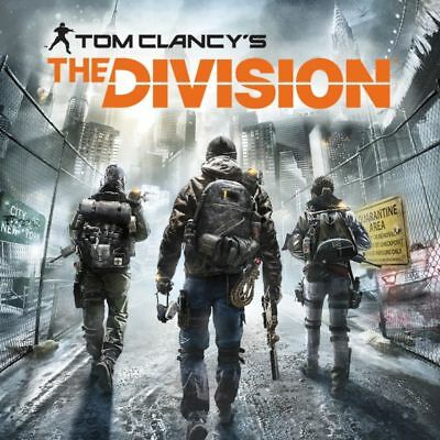 Tom Clancy's The Division Standard Edition region free KEY uplay