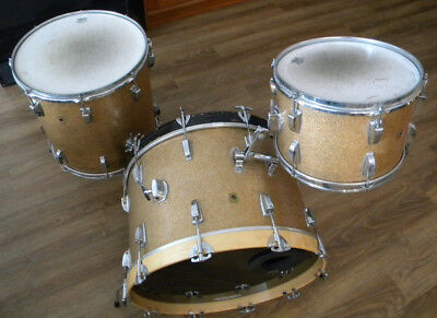 vintage ludwig drum set