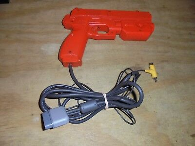 NPC-103 Namco Light Gun Controller - Sony Playstation 1 PS1 Orange