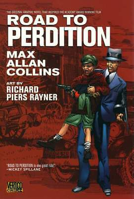 Road to Perdition - Max Collins, Richard Rayner - Vertigo Graphic Novel - NEW