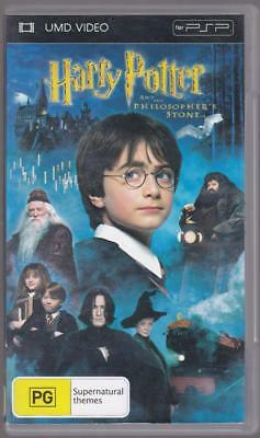 Harry Potter and the Philosophers Stone - PSP, UMD Movie