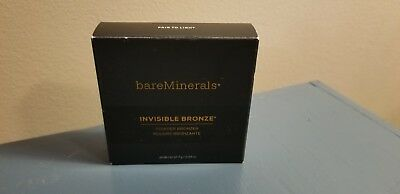 bareMinerals INVISIBLE GLOW POWDER HIGHLIGHTER Fair to Light