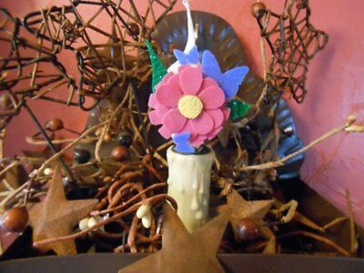 Easter Bunny Spring Silicone Handcrafted 7 Watt Light Bulb