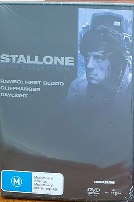 Stallone Icon Collection DVD