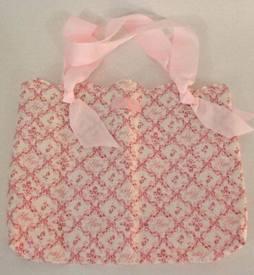 Longaberger Breast Cancer Bag Purse Tote Horizen of Hope Pink Ribbon NEW