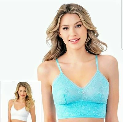 Helpful Lily Of France Sensational Lace Bralette Black Sz Small # 2179106 Excellent.. Clothing, Shoes & Accessories Fine Quality