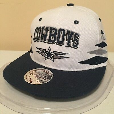 NFL Dallas Cowboys Vintage Collection Wool Snapback by Mitchell & Ness
