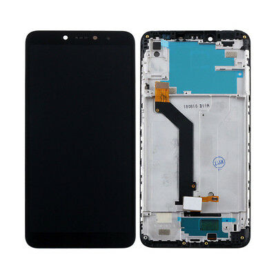 For Xiaomi Redmi S2 Redmi Y2 LCD Display Touch Screen Glass Digitizer with Frame