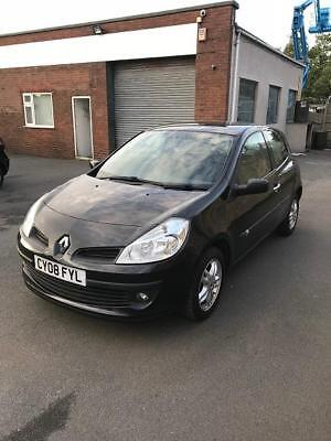 2008 Renault Clio 1.2T 16v 100 TCE Expression