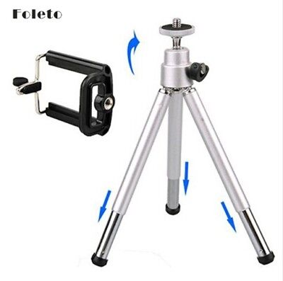 HOT Tripod Monopod Mount Adapter For Cell Phone Holder Camera Stand Generic Mini