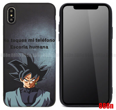 coque apple iphone xs dbz