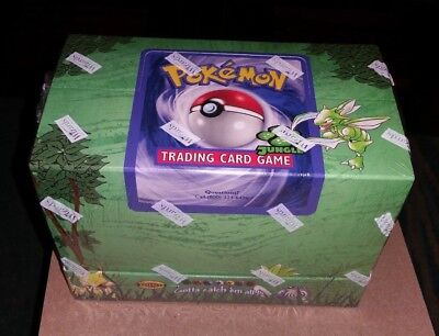 Pokemon Jungle Deck Box - English - Factory Sealed! - Ancora Blisterato!
