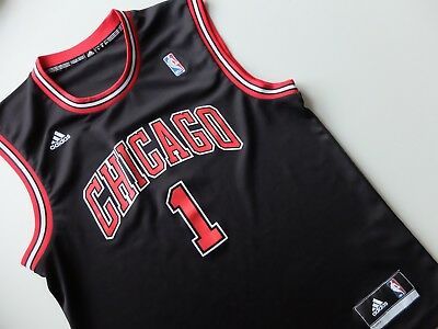 f5120d145ef Basketball Chicago Bulls Rose 1 jersey vest NBA