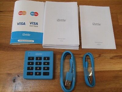 iZettle Card Reader Light xCE-50 chip & pin