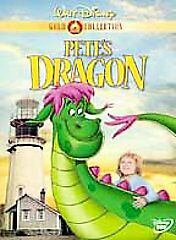 Petes Dragon (VHS 1984) Gold Collection)