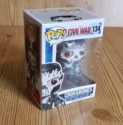 Crossbones (Captain America Civil War) Funko Pop Vinyl