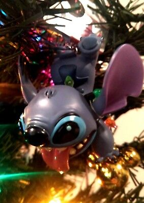 Disney Sketchbook Stitch with Christmas Lights Ornament NEW Store