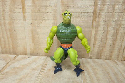 Vintage He Man Masters of the Universe Whiplash Action Figure