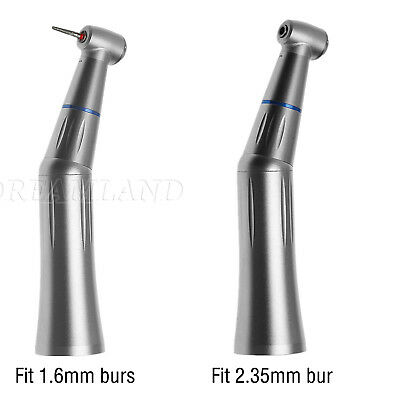 Dentaire Contre Contra Angle Handpiece Push Button fit KAVO Sirona 1.6mm 2.35mm