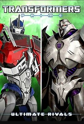 [New] TRANSFORMERS PRIME ULTIMATE RIVALS 5 Episodes  (DVD, 2017)