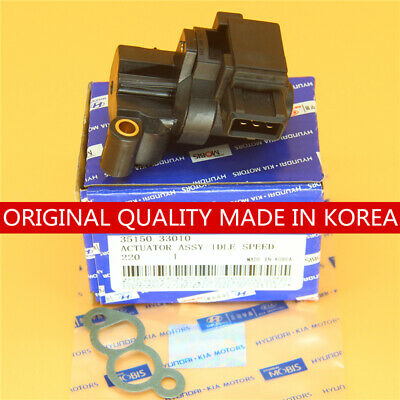 35150-33010 IDLE AIR Control Valve With Gasket Fit For Kia