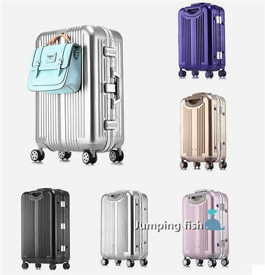Travel Lightweight - Universal-Luggage - Suitcase - Aluminum - Magnesium Alloy