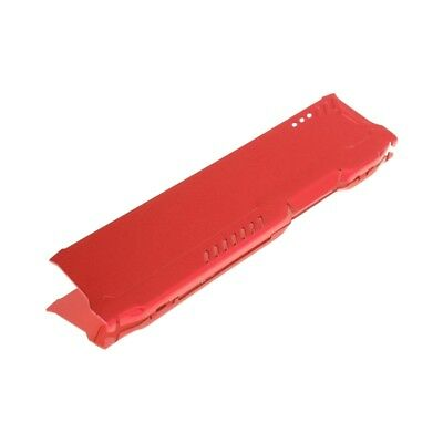 DDR1/2/3/4 RAM Memory Aluminum Cooling Computer Heatsink Vest Radiator Red Hot