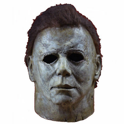 Deluxe Michael Myers Cosplay Halloween Party Latex Erwachsene Maske Masken Mask