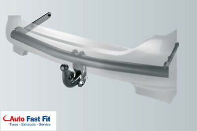 Tow Bar for HYUNDAI i40 saloon, 2011 onward with Full ByPass Relay Electrics Kit
