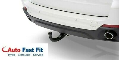 TOW BAR FOR HYUNDAI SANTA FE III 2012 to 2017 with Full BY-PASS RELAY KIT
