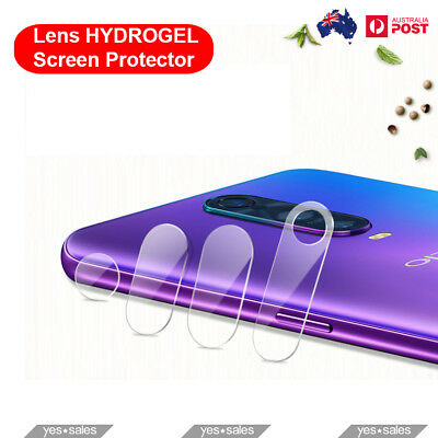 For OPPO R17 Pro Back Camera Lens Premium Hydrogel Screen Protector R17 R15 Pro