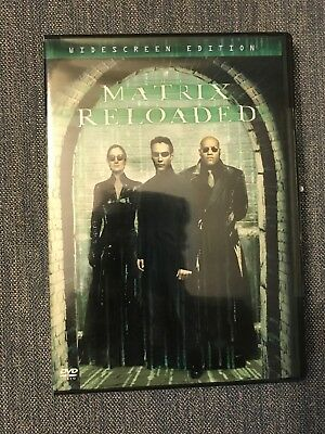 The Matrix Reloaded [New DVD], Widescreen, 2003, Keanu Reeves Laurence Fishburne
