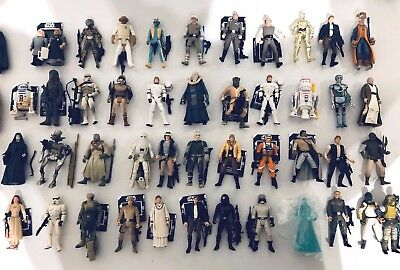 KENNER Star Wars POTF2 ACTION FIGURES 95-98 LOOSE COMPLET TO CHOOSE / A CHOISIR