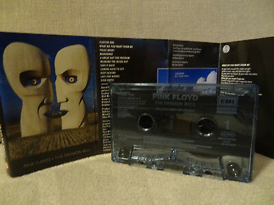 PINK FLOYD The Division Bell / 1994 / MC, CASSETTE (EX)